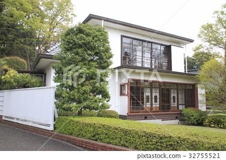 에도 도쿄 건물 정원 (W9 : 코이데 저택) 32755521