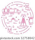 油船 油 儀器 32758642