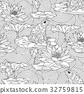 Adult antistress coloring page. 32759815