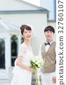결혼, 웨딩, 결혼식 32760107