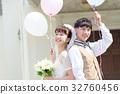 ภาพแต่งงานลูกโป่ง 32760456