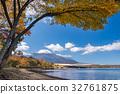 富士山 世界文化遺產 河口湖 32761875