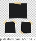 photo, frame, vector 32762412