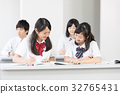 補習班 學習 高中女生 32765431