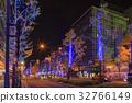오사카 미도스 지 크리스마스 일루미네이션 32766149