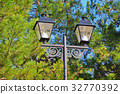 Two vintage street lamps 32770392