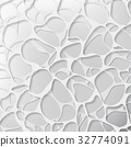 Abstract gray water surface background 32774091