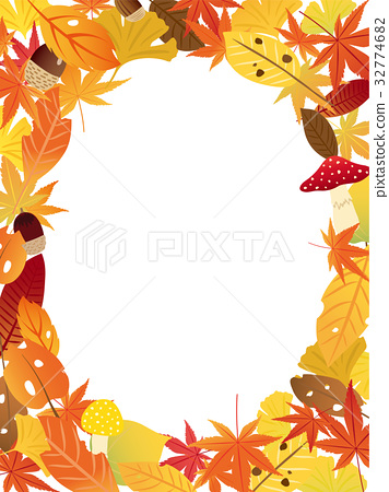 maple, yellow leafe, autumn 32774682