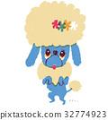 poodle, dog, dogs 32774923