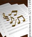 music, musical, Musical 32777199