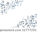 music, musical, melody 32777291