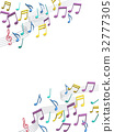 music, musical, melody 32777305