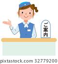 다양한 직업 백화점 창구 32779200