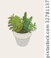 indoor plants in pots 32781137