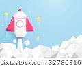 矢量 矢量图 火箭 32786516