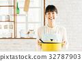 廚房女性 32787903