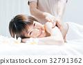 여성, 전신 미용사, 에스테틱 32791362