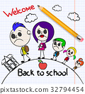 Welcome back to school 32794454