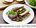 roast beef sandwich, sandwich, sandwiches 32795298