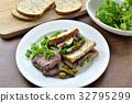 roast beef sandwich, sandwich, sandwiches 32795299