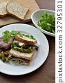 roast beef sandwich, sandwich, sandwiches 32795301