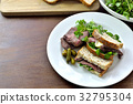 Roast beef sandwich / roast beef sandwich 32795304