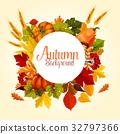 autumn, leaf, fall 32797366