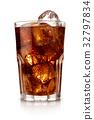 glass of coke 32797834