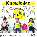 School Institute Study Learning Concept 32800699