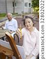 60대, 한국인, 할머니 32802022