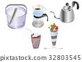 벡터, 음식, 먹거리 32803545