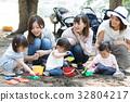 妈妈的朋友 小孩 幼儿 32804217
