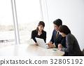 會議企業形象 32805192