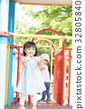 park, parks, child 32805840