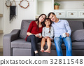 family, happy, home 32811548