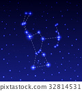 The Constellation Of Orion 32814531