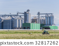 Storage facility cereals, and biogas production 32817262