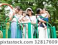 媽媽的朋友 媽媽 父母和小孩 32817609