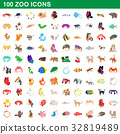 100 動物園 ICON 32819489