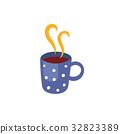 hot vector illustration 32823389