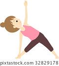 yoga, female, females 32829178