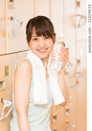 Fitness gym image 32829638