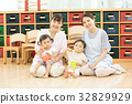 보육원 탁아소 탁아소 32829929