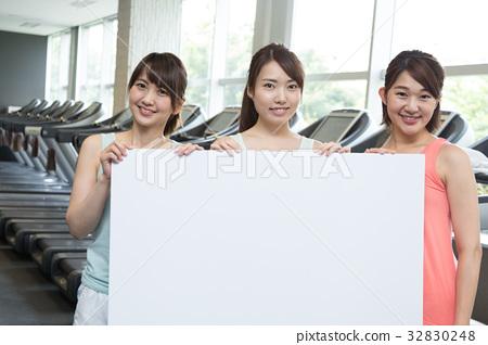 Fitness gym image 32830248