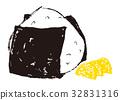 飯糰 食物 食品 32831316
