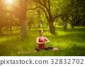 女性 女 瑜伽 32832702