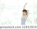 女性 女 女人 32832810