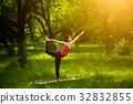 女性 女 瑜伽 32832855