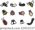 害蟲 威脅 一套 32833537