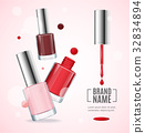 cosmetic, nail, bottle 32834894